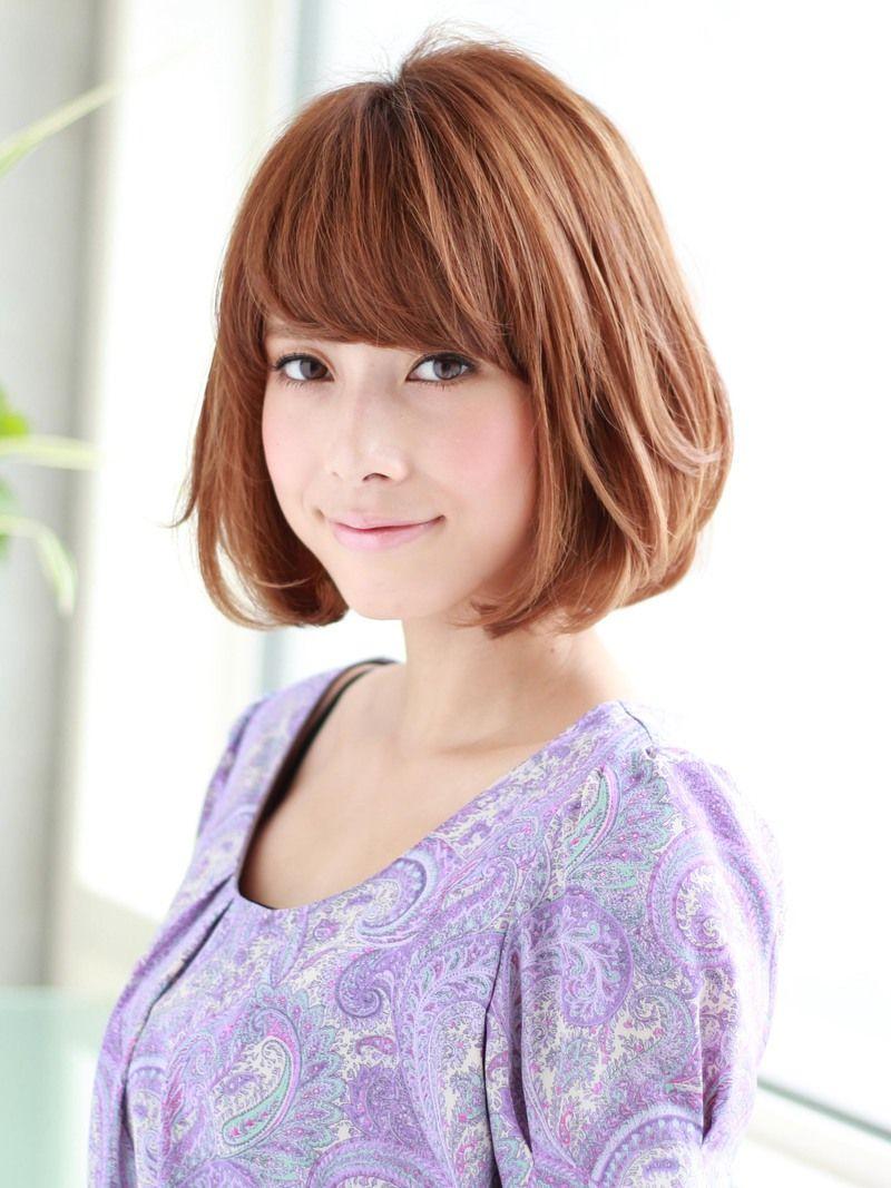 Rasysa japanese hairstyle short japanese kawaii fashion