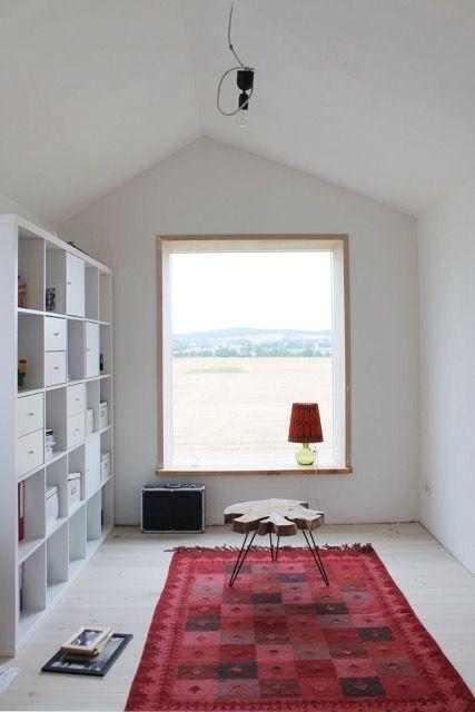 Meditationszimmer Stroh Haus