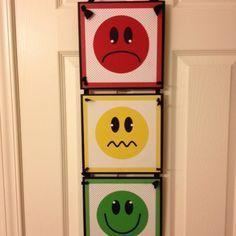 Classroom Stoplight Behavior Chart Green Get A Treat At The