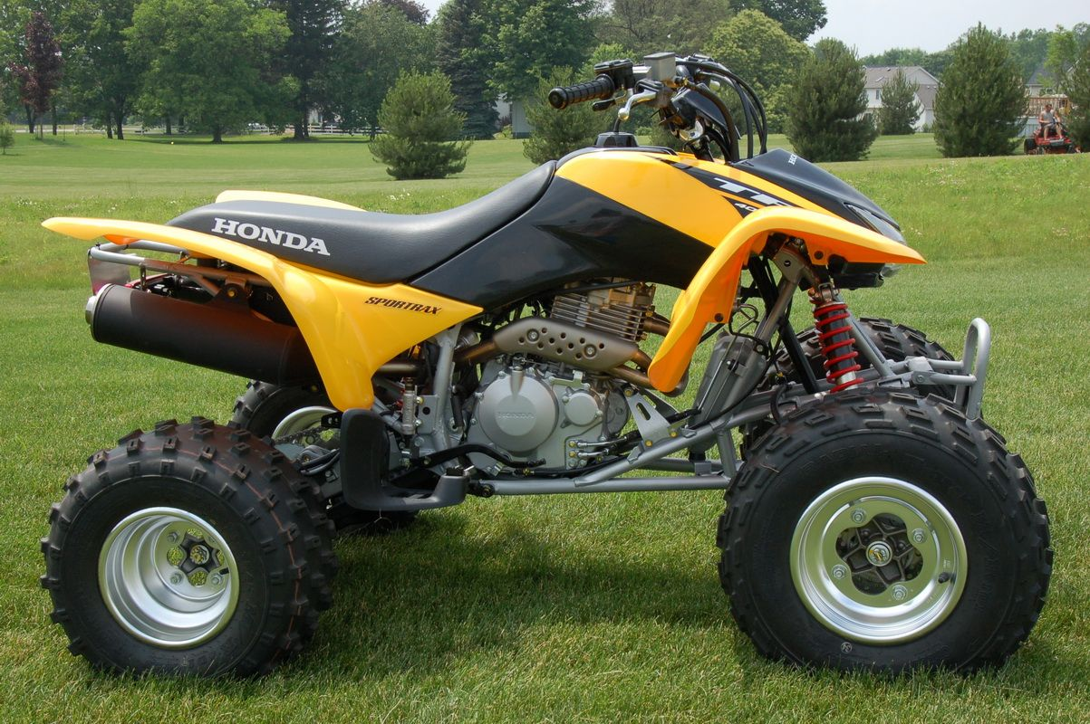 Honda 400EX Kicking myself that I sold it. - Darrin