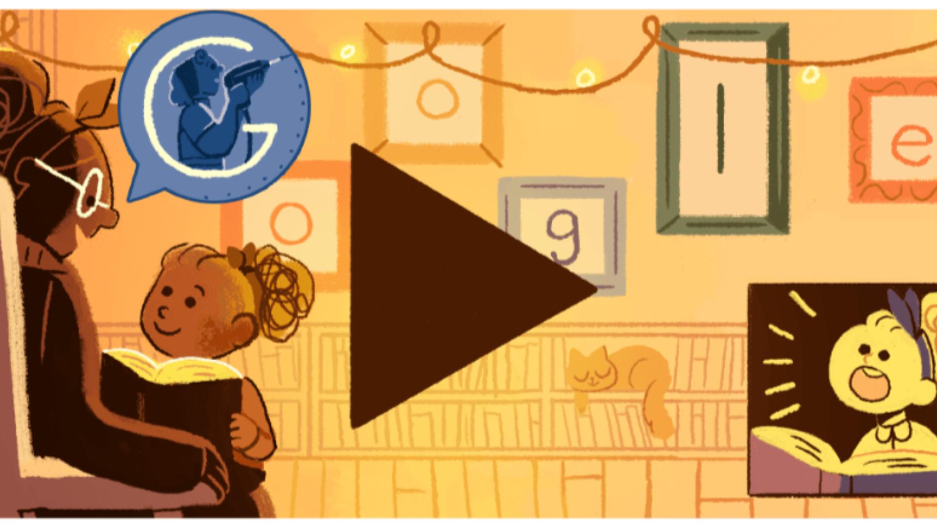 #Nexstair #International_Women's Day #Google doodle spotlights women who made their mark on history.