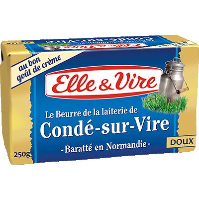 Reconnu et récompensé : goûtez la différence ! #beurre #baratté #normandie #condésurvire #elleetvire #laiterie #dessert #pâtisserie #cooking #cuisine