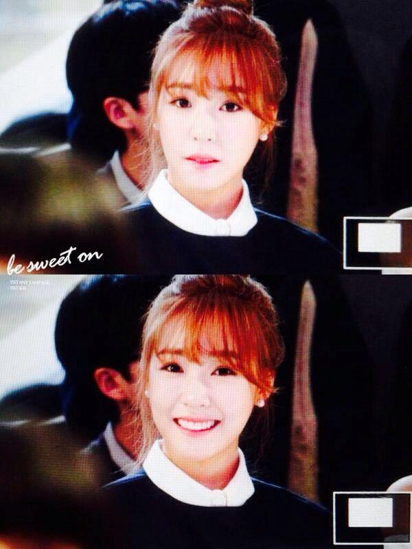 #Tiffany #Miyoung #SNSD #cute