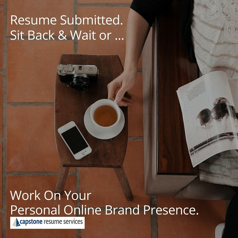 Does your personal online brand presence match your resume?  - resume services online
