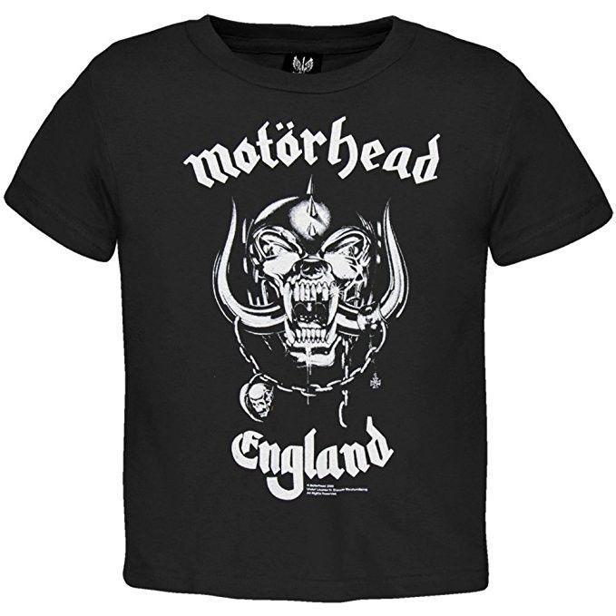 Motorhead Sweat-Shirt Classic England Warpig Band Logo Officiel Homme Nouveau
