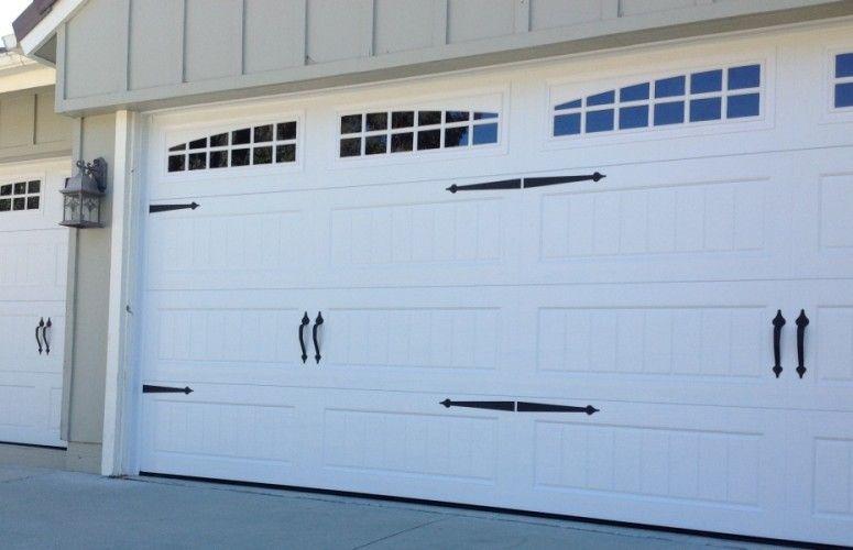 Carriage House Long Panel Garage Door Simi Valley Archway Garage Doors Gates Garage Doors Garage Door Hardware Carriage House Doors