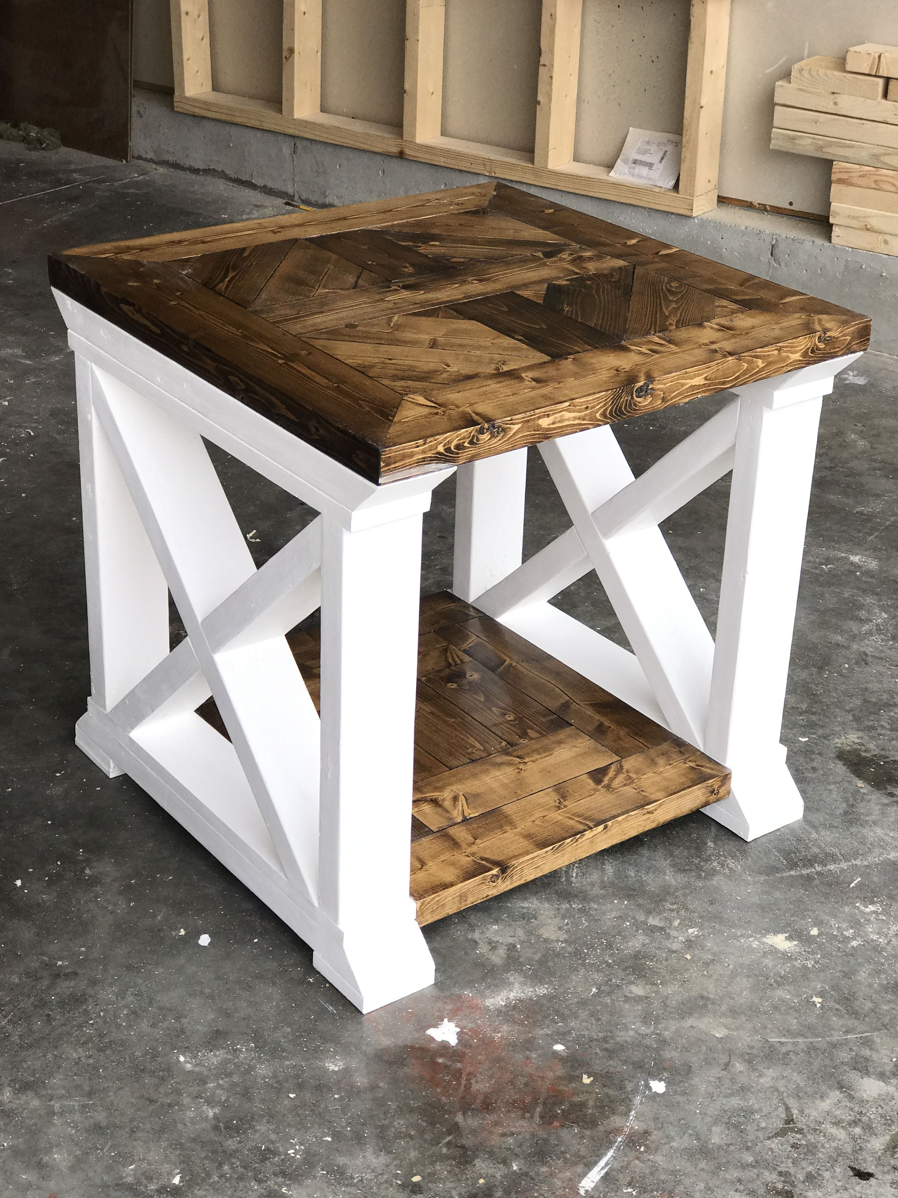 Diy Farm House Coffee Table Made Completely Out Of 2x4 S Woodworking Furniture Plans Wood Table Design Diy Coffee Table