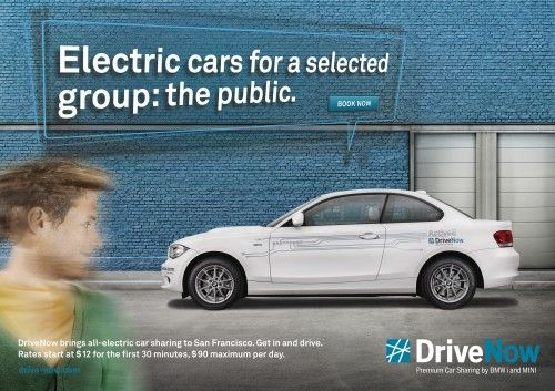 Bmw Seeks To Ease Parking Crunch In San Francisco Vehicules Electriques Bmw Vehicule