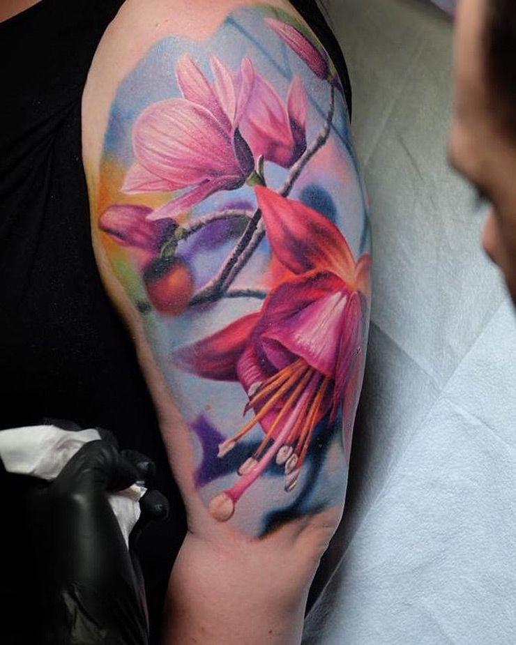 Sleeve Tattoos Best Tattoo Ideas Designs Part 7 Tattoos For Women Flowers Arm Tattoo Tattoos