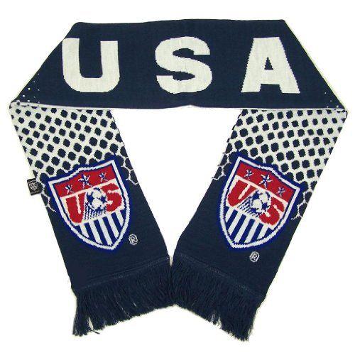 e8e90d4f071 Official Team USA 2014 Soccer Scarf Rhinox Group Inc.