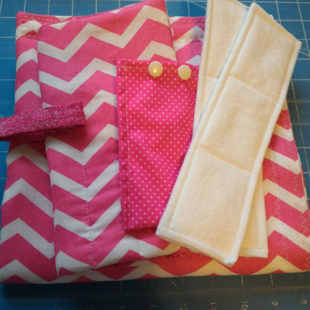 G-Tube Vent Bags SEWING PATTERN - Easy To Sew G Tube Drain Bags ...