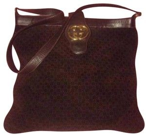 925ed708c8af Gucci Shoulder Hobo Britt Blondie Square G Logo Print Large Gold Gg Snap  Satchel in Shades of brown in Leather Suede