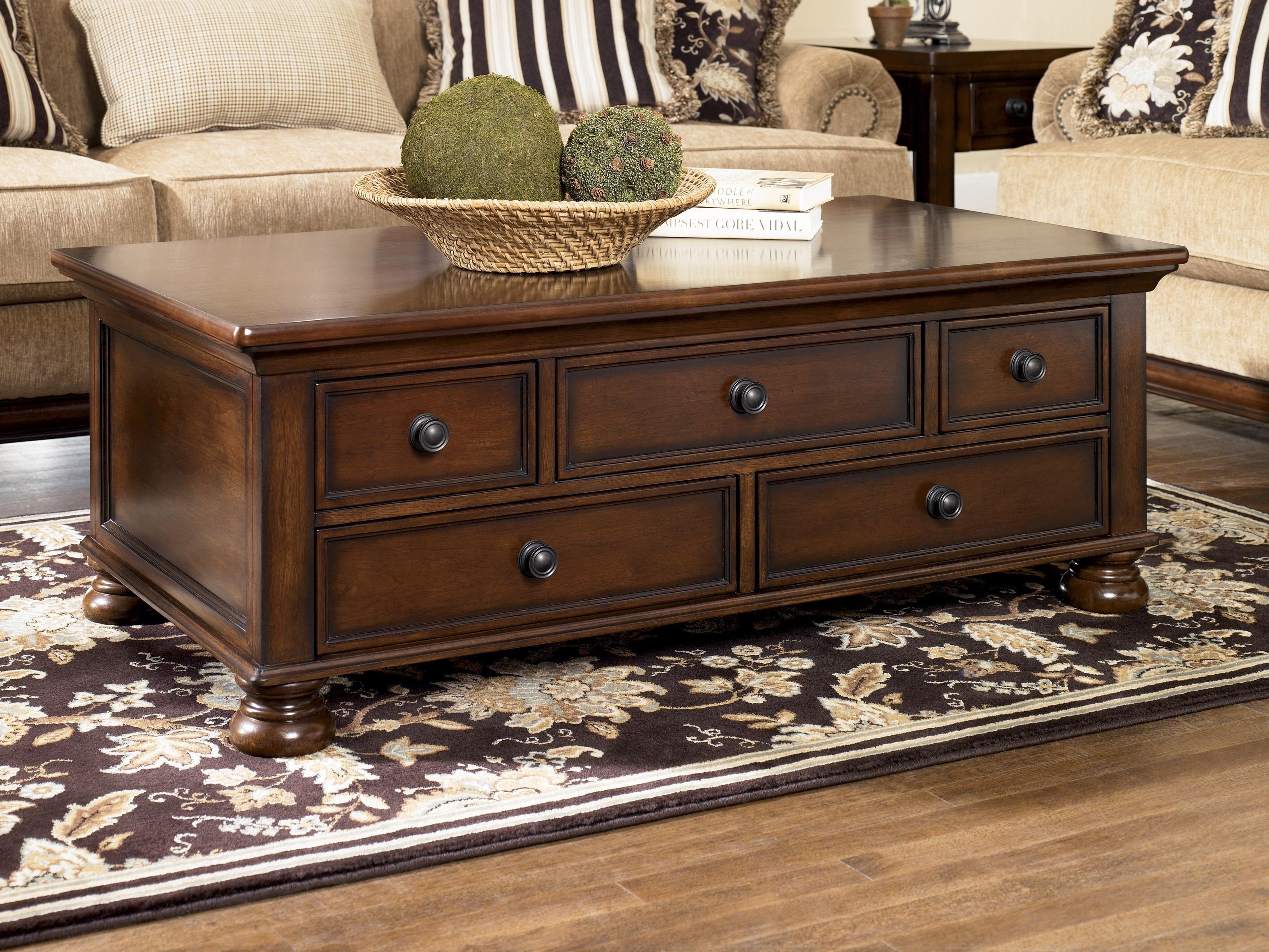 Excellent Ashley Furniture Coffee Tables Collection Ashley