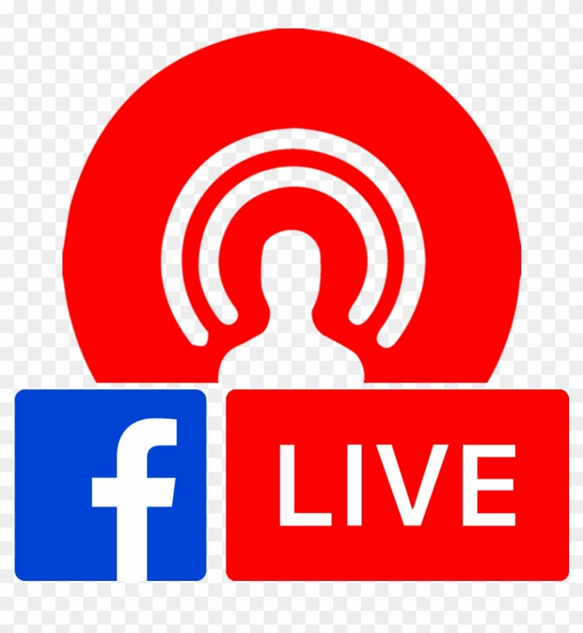 Find Hd Fb Live Png Fb Live Logo Png Transparent Png To Search And Download More Free Transparent Png Im Social Media Logos Poster Background Design Logo