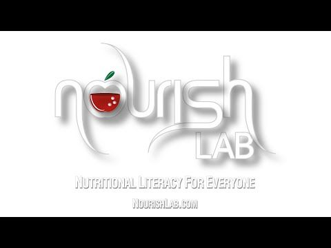 Learn the basics of using NourishLab - the internet's premier nutritional tracker and educational tool.