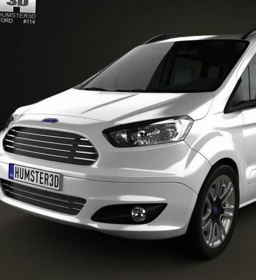 Ford Tourneo Courier Specifications Http Autotras Com