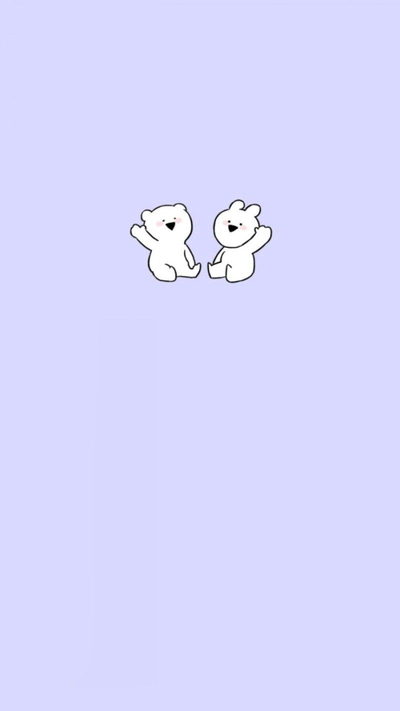 곰곰이 배경화면1 오버액션 꼬마 토끼 꼬마 곰 오버액션토끼 배경
