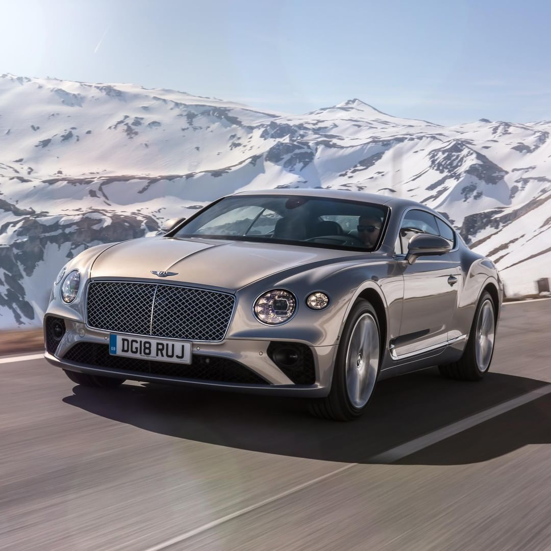 The Culmination Of 100 Years Of Bentley Grand Touring The New
