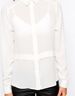 Agrandir New Look - Chemisier - Blanc