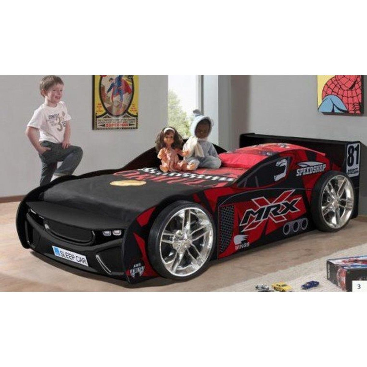 Pin By Interior Design Y On Children Car Bed Race Car Bed Kids Car Bed Kid Beds
