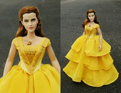Belle 2 0 They Call Me Obsessed Tags Emma Watson Hermonie Doll
