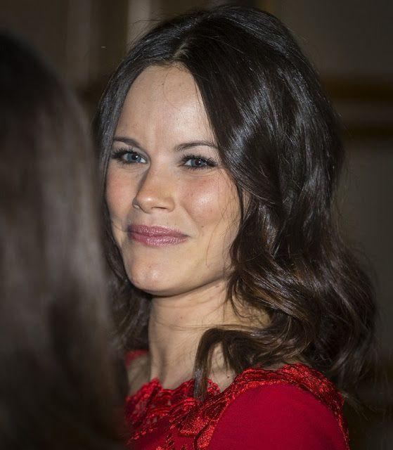 Pregnant Princess Sofia of Sweden