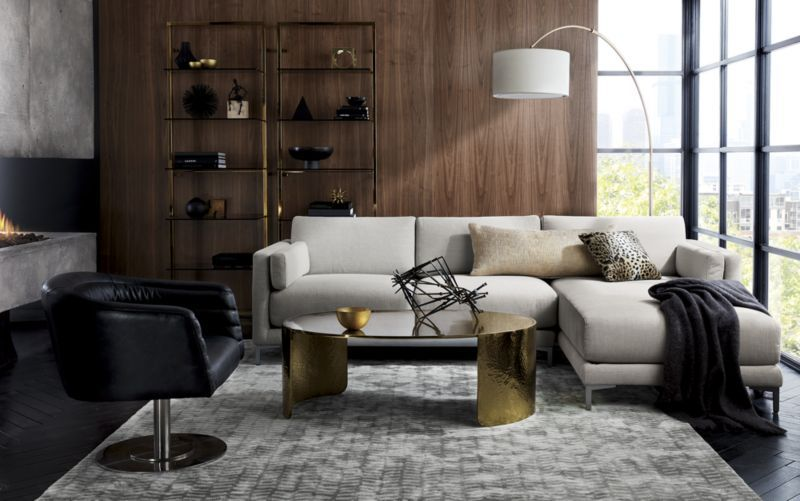 Sensational District Dove 2 Piece Sectional Sofa Products Pinterest Short Links Chair Design For Home Short Linksinfo