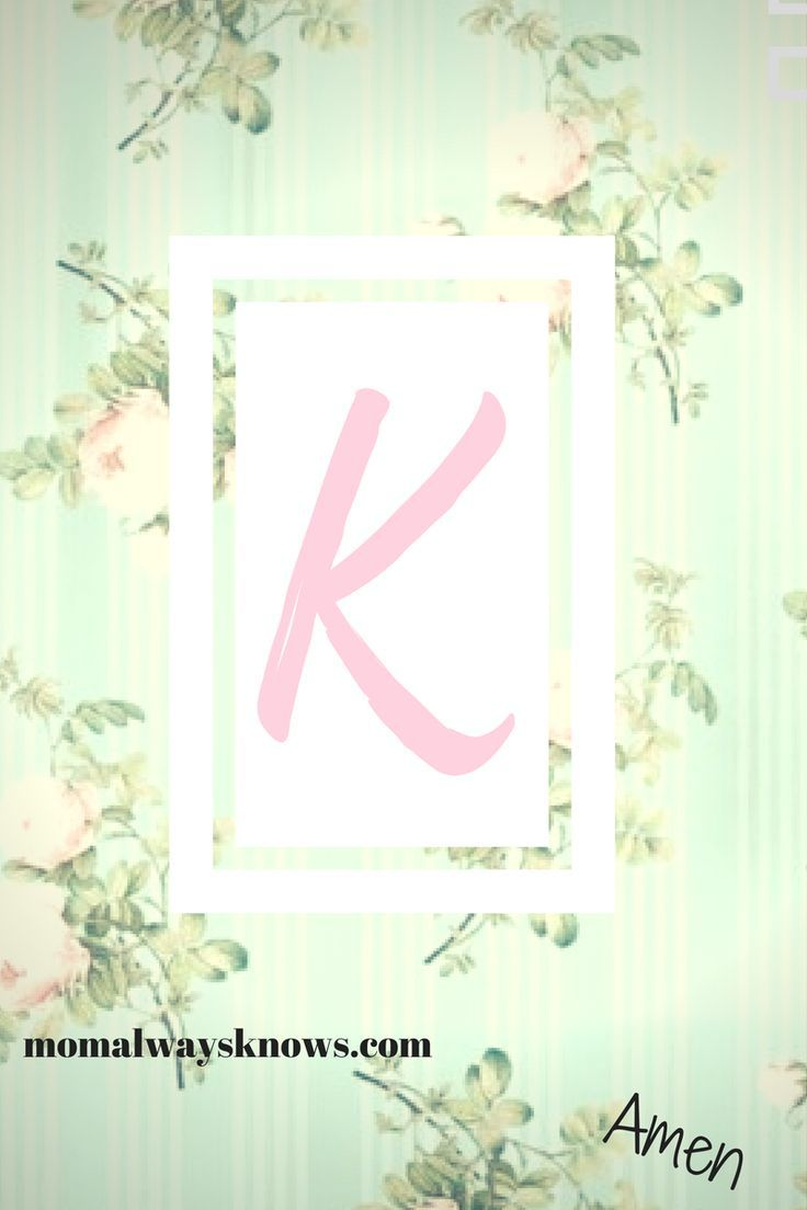 This custom monogram letter printable is a perfect addition for child's wall/room in aqua shabby chic floral decor. Give it as a gift or keep for yourself!