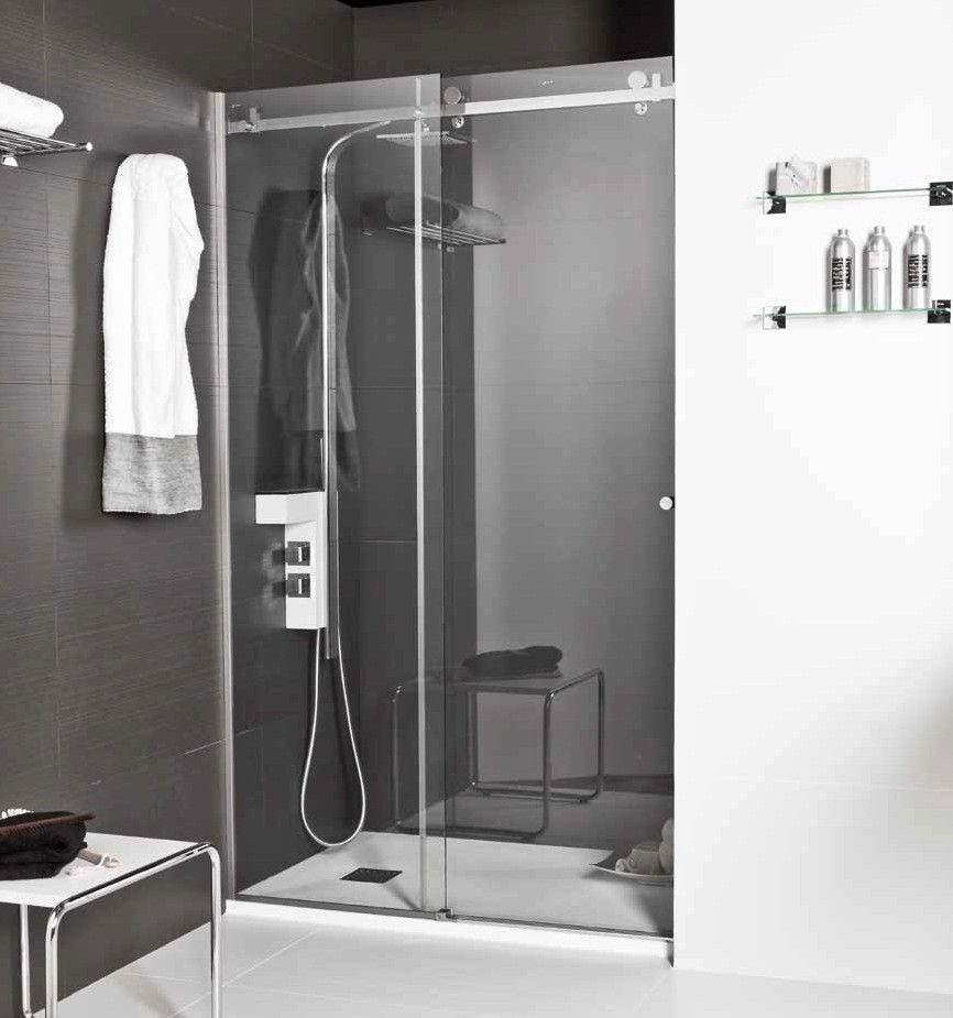 Mamparas para baño y duchas de alta calidad de materiales y diseño ...