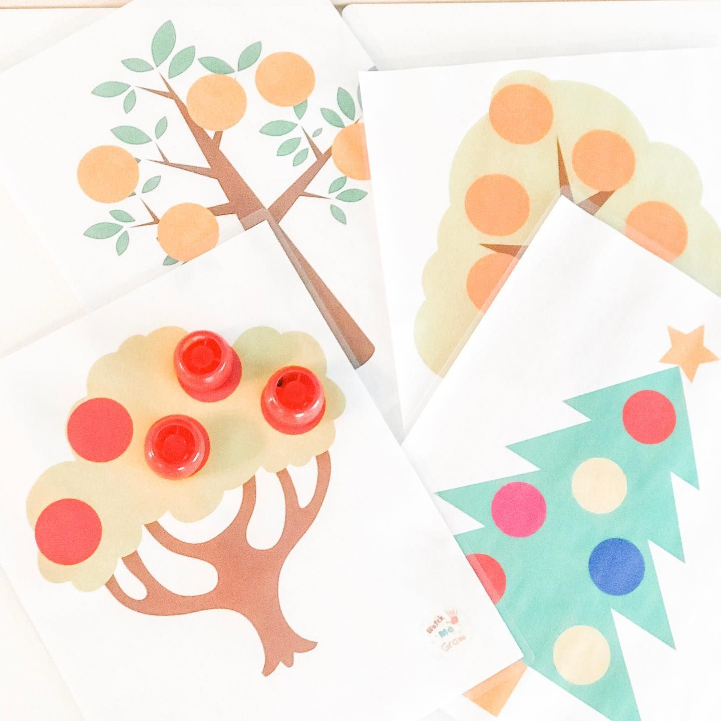 Counting And Matching Can Be So Much Fun With This Tree