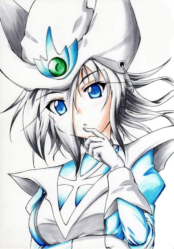 Yugioh silent magician girl