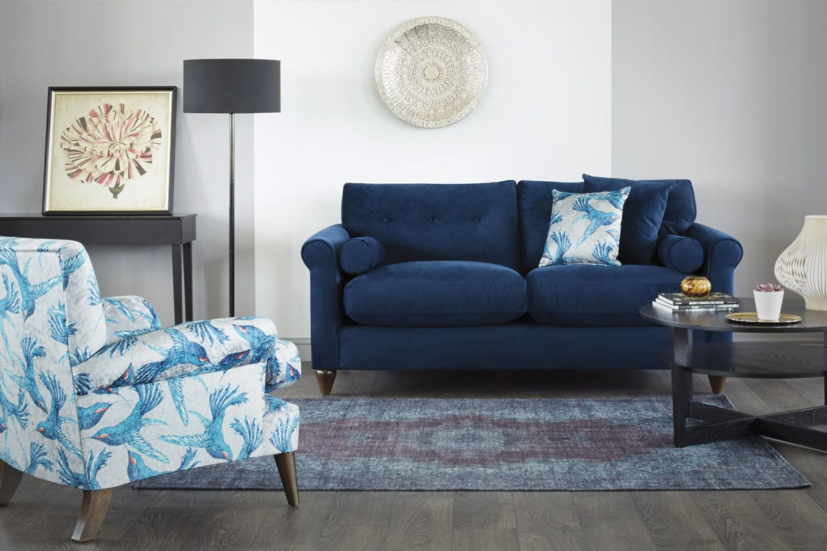 Phoebe Sofa | With Classic Proportions Combined With Modern Tailoring  Details, Phoebe Is A Very Elegant And Timeless Shape. Made In Britain And  Available In ...