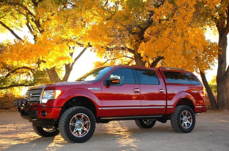 SnugTop owners! Let me see em'!!! Page 2 Ford F150