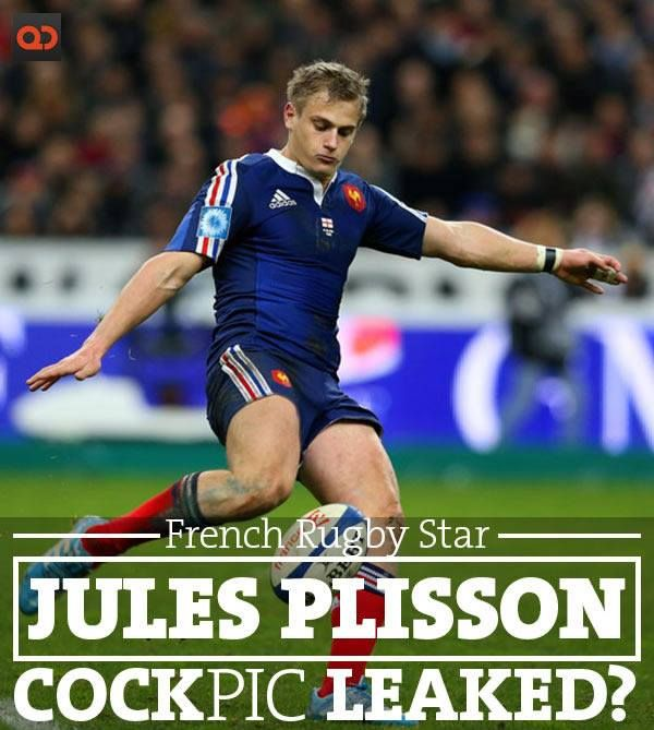 French Rugby Star Jules Plisson's Cock Pic Leaked