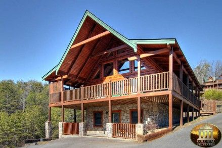 Smoky Mountain Cabins for Rent in Gatlinburg and Pigeon Forge TN ...