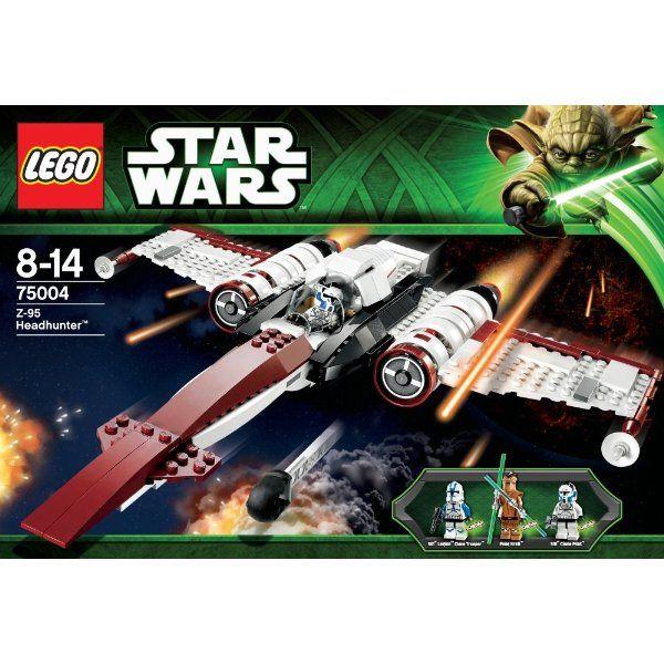 lego star wars 75004 z 95 headhunter - Lego Star Wars Vaisseau Clone