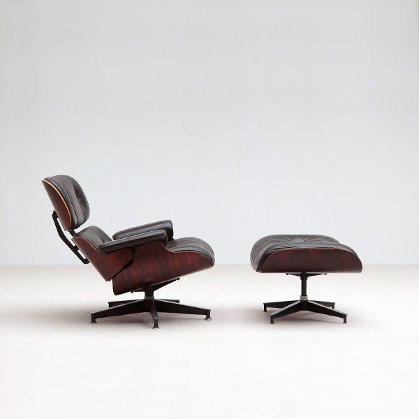 Eames SoundSanctuary Design Office Pinterest Industrial - Fauteuil design charles eames