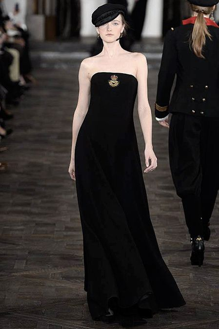 Ralph Lauren Fall 2013 Ready-to-Wear