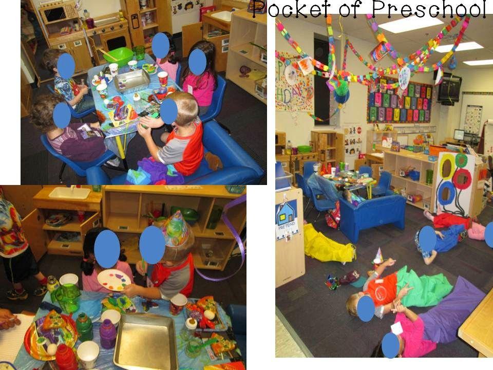 Pocket Of Preschool Birthday Week 3 4 Dramatic Play Preschool