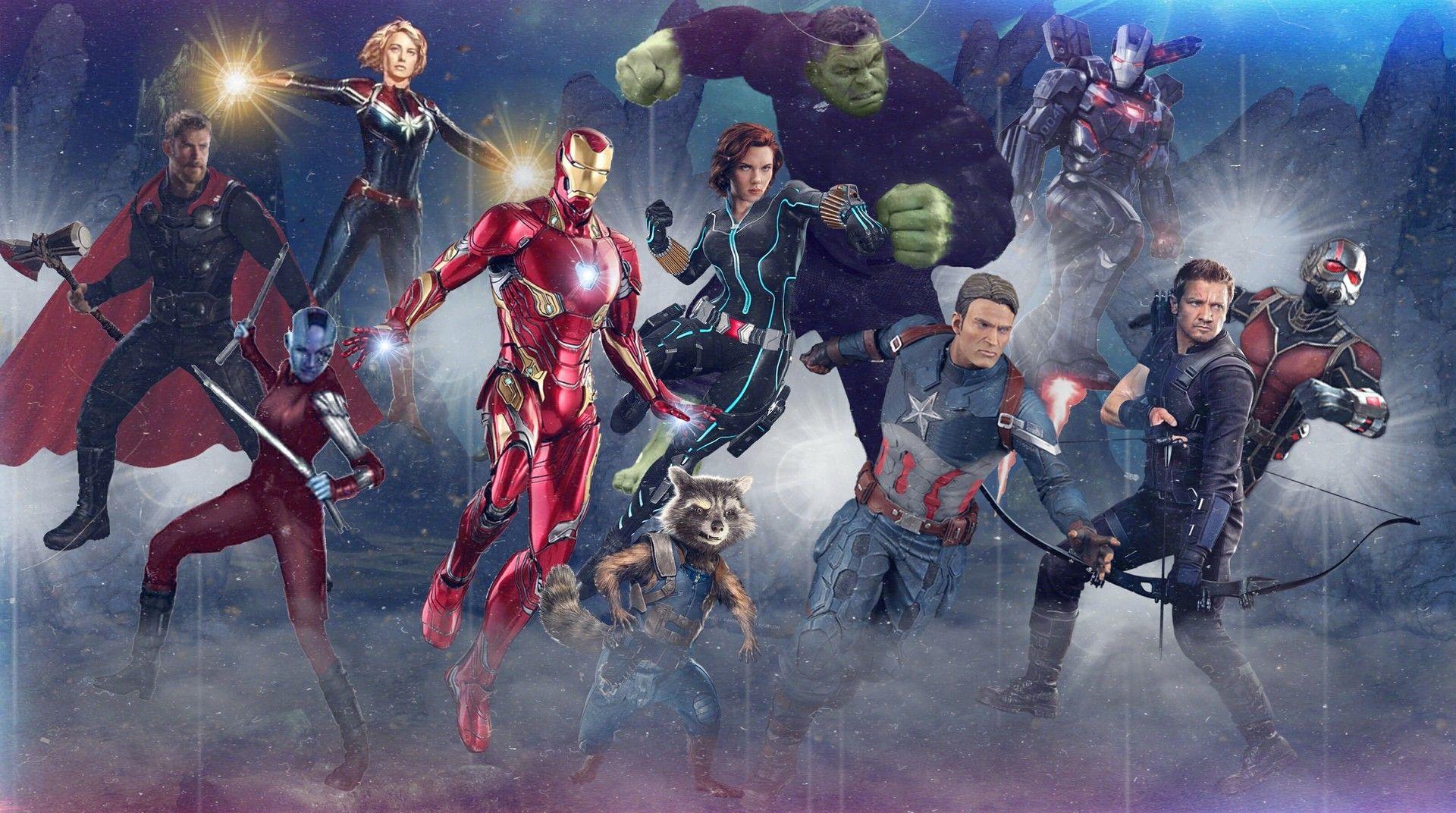 Avengers Assemble Wallpaper Hd Avengers 4 Concept Art Avengers Pinterest