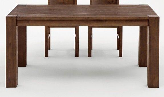 Esszimmertisch Tisch Vollholz Goa Akazie ausziehtisch