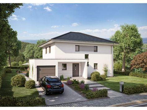 Innovation R - Haus R140_1_V35 - #Einfamilienhaus von RENSCH-HAUS - haus modern