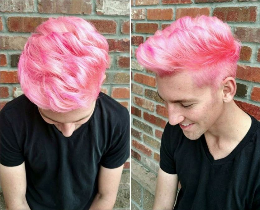 Get The Look Cotton Candy Pink By Sierra Dejong Beauty Launchpad