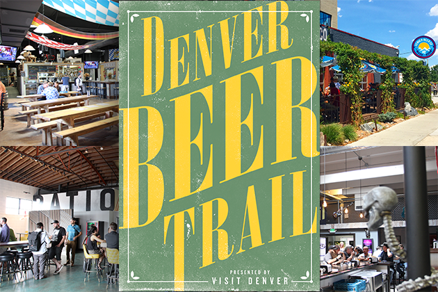 Introducing The 2016 Denver Beer Trail! The Trail Takes