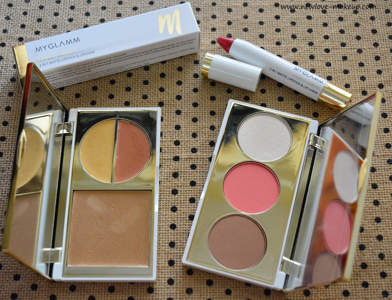MyGlamm Makeup Products Review & Demo Makeup reviews