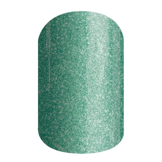 Mint Sparkle | Jamberry A clean, fresh look with just enough sparkle making it perfect to wear anytime! https://laurablower.jamberry.com/us/en/