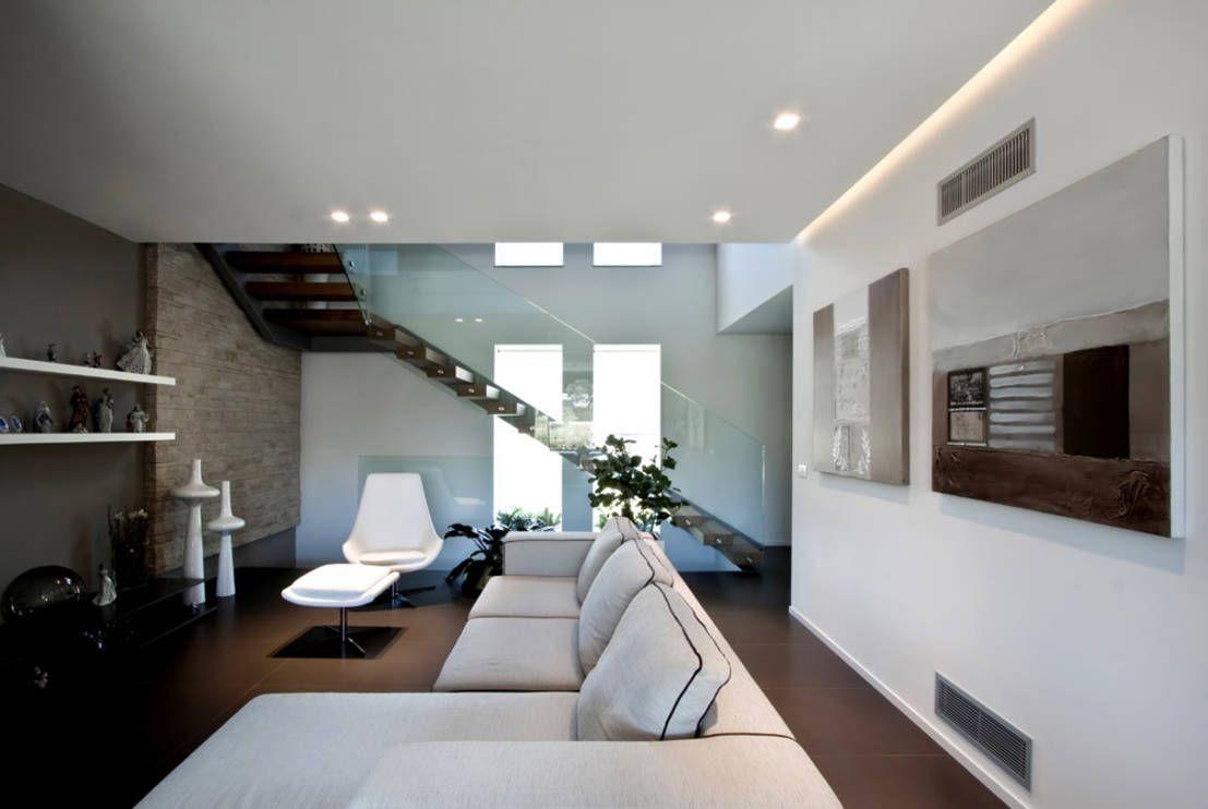 Una casa moderna e sconvolgente a ragusa architettura - Architettura casa moderna ...