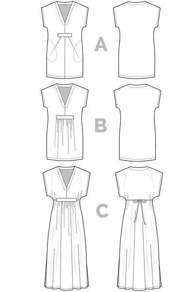 Charlie caftan pattern | Kaftan pattern, Sewing patterns and Patterns