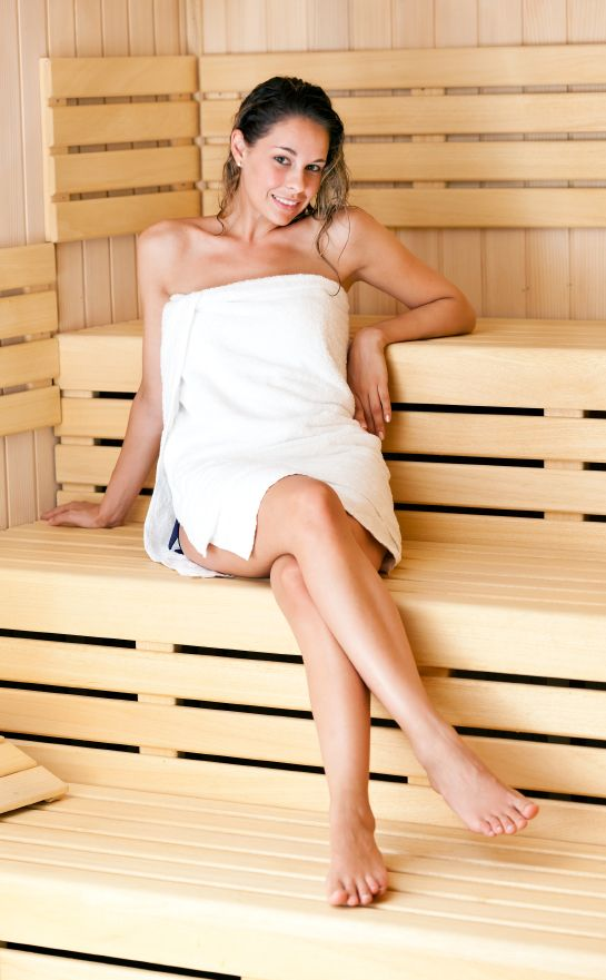 Sauna Use After A Workout Has Health Benefits Risks That You Should Be Aware Of Total Gym Pulse Best Infrared Sauna Sauna Benefits Fitness Blog
