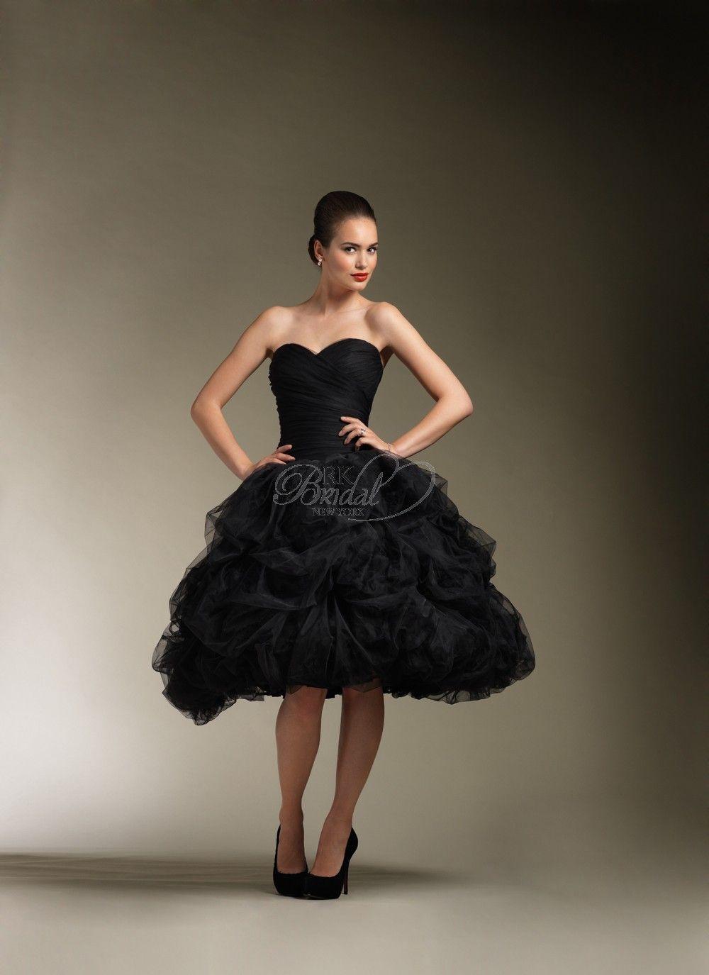 RK Bridal - Justin Alexander Bridal - Style 8611 | Knee length ...